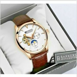 BARKERS OF KENSINGTON From London Accessories - Barker's of Kensington Automatic Limited Ed. Watch